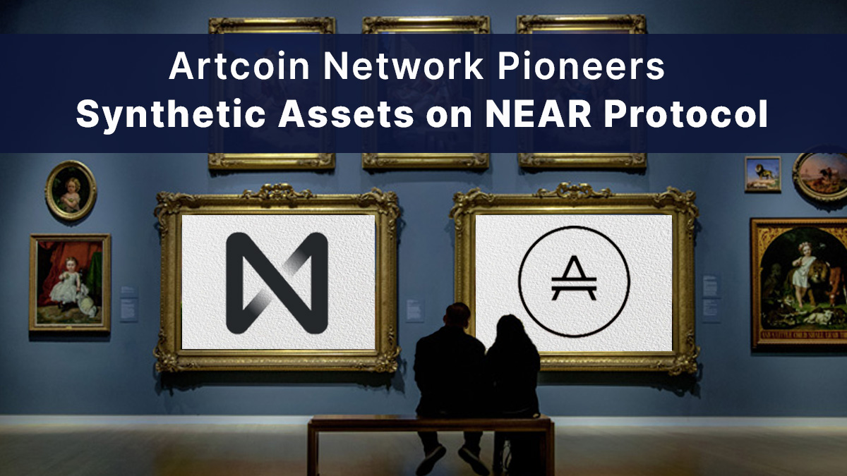 ART Coin Exchange Pioneers Synthetic Assets on NEAR Protocol